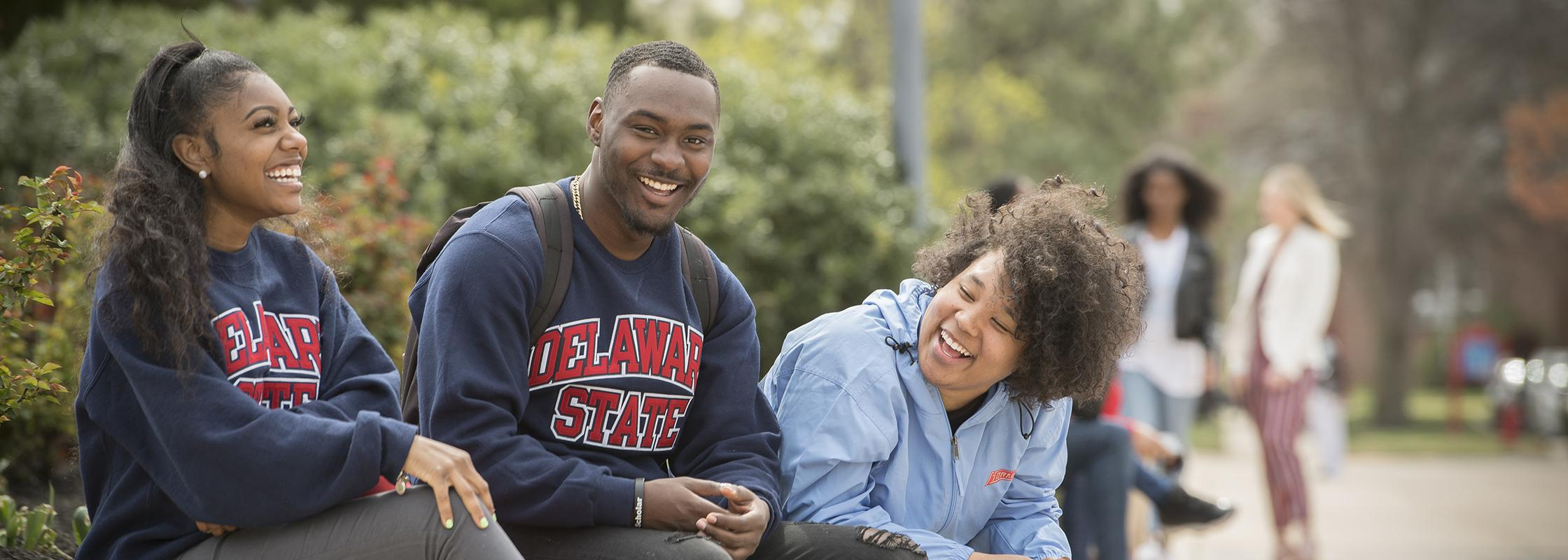 Next Steps at Delaware State University